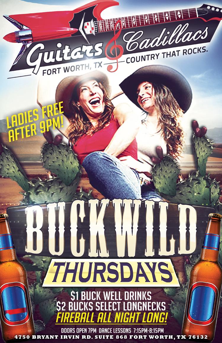 buckwild thursday